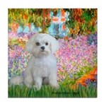 Garden / Maltese Tile Coaster