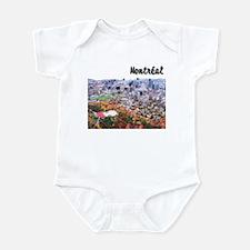 Montreal City Signature upper Infant Bodysuit