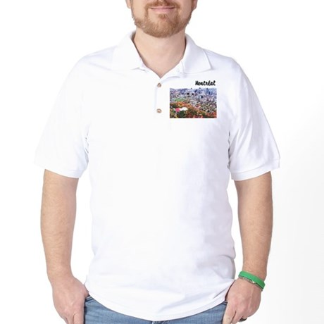 Montreal City Signature upper Golf Shirt