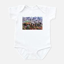 Montreal City Signature cente Infant Bodysuit