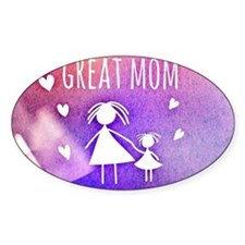 thanks mom Decal