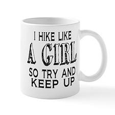 Hike Like a Girl Mug