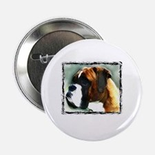 """Boxer Dog 2.25"""" Button"""