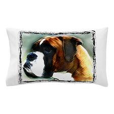 Boxer Dog Pillow Case