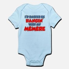 Rather Be With Memere Body Suit