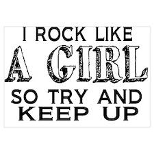 Rock Like a Girl