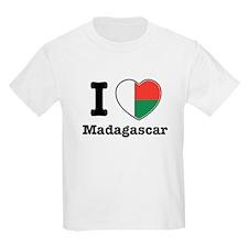 I love Madagascar T-Shirt