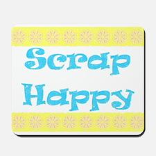 Scrap Happy Mousepad