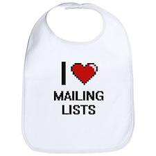I Love Mailing Lists Bib