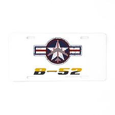 Cute Minot Aluminum License Plate