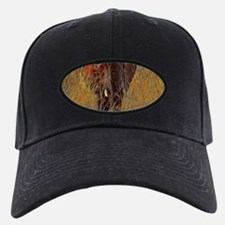 wildlife art african elephant Baseball Hat