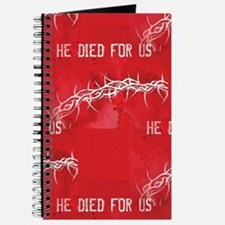 he died for us Journal