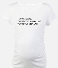 This Is a Haiku Shirt