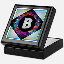 Cute Barb Keepsake Box