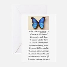 What Cancer Cannot Do Greeting Cards (Pk of 20)