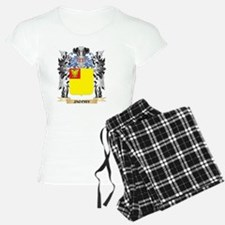 Jacoby Coat of Arms - Famil Pajamas