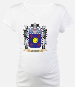 Jagger Coat of Arms - Family Cre Shirt