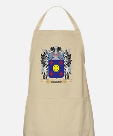 Jagger Coat of Arms - Family Crest Apron