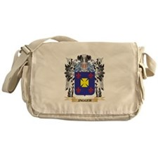 Jagger Coat of Arms - Family Crest Messenger Bag