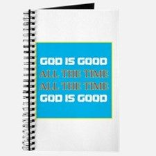 God is Good All the Time Journal