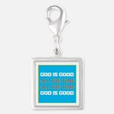 God is Good All the Time Charms