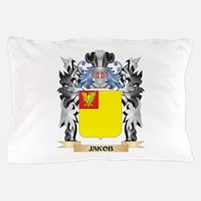 Jakob Coat of Arms - Family Crest Pillow Case