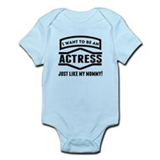 Actress Just Like My Mommy Body Suit