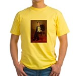 Lincoln's Maltese Yellow T-Shirt