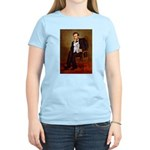 Lincoln's Maltese Women's Light T-Shirt