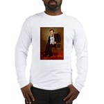 Lincoln's Maltese Long Sleeve T-Shirt