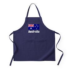 Awstralia Blue Apron (dark)