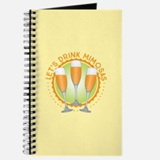 Let's Drink Mimosas Journal