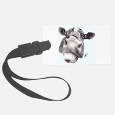 Mad Cow Luggage Tag