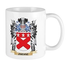 Jardine Coat of Arms - Family Crest Mugs