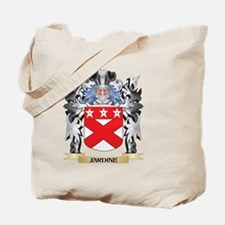Jardine Coat of Arms - Family Crest Tote Bag