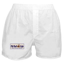 Pitt Bull Cafe Boxer Shorts