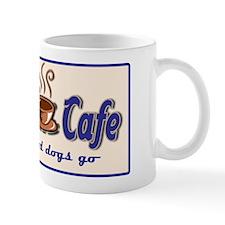Pitt Bull Cafe Mug