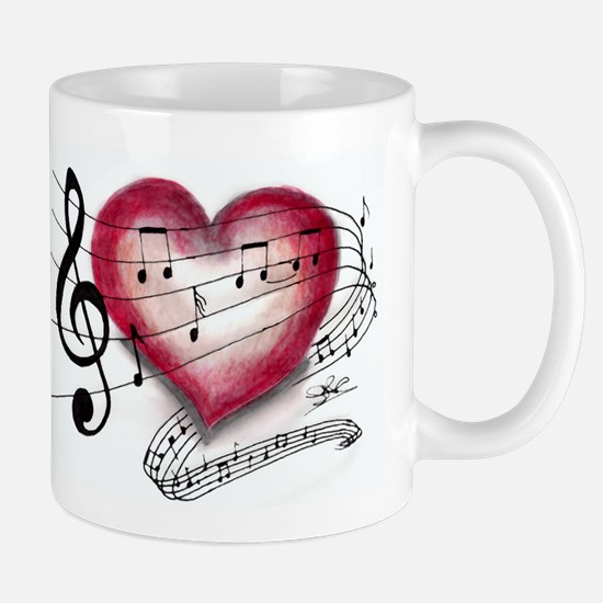 Love Music Mugs