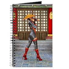 Asian Battle Woman Journal