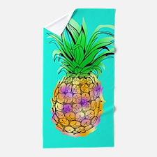 Pineapple, Beach Towel