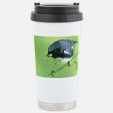 Black-Throated Blue War Stainless Steel Travel Mug