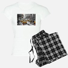 I LOVE NYC - New York Taxi Pajamas