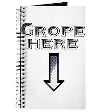 Grope Here Journal