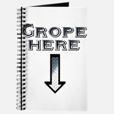 Grope Here Journal