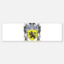 Jenkins Coat of Arms - Family Crest Bumper Bumper Bumper Sticker