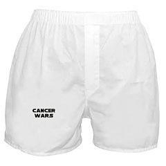 'Cancer Wars' Boxer Shorts
