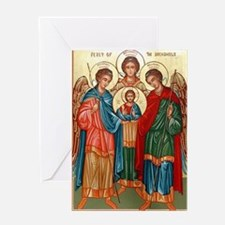 The Archangels  Greeting Card