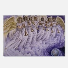 7 Archangels Postcards (Package of 8)