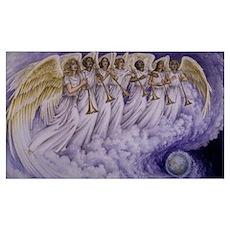 7 Archangels Poster