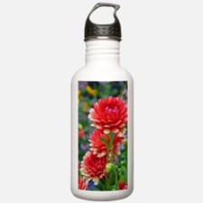 Cute Floral botanical Water Bottle